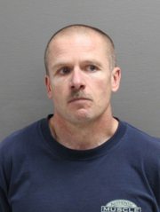 Andrew Maxwell Bailey, 50, arrested on  9/27/19.