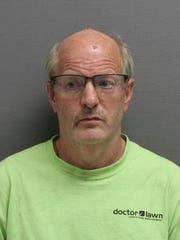 Robert Nick Jung, 57, arrested on 9/19/19.