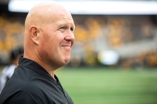 Strength and conditioning coordinator Chris Doyle and Iowa came to a separation agreement Monday. He had been on Kirk Ferentz's staff since 1999.