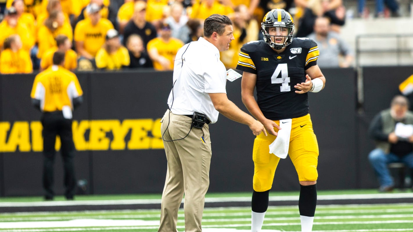Hawkeye football mailbag: Is there anything creative about the Iowa offense?