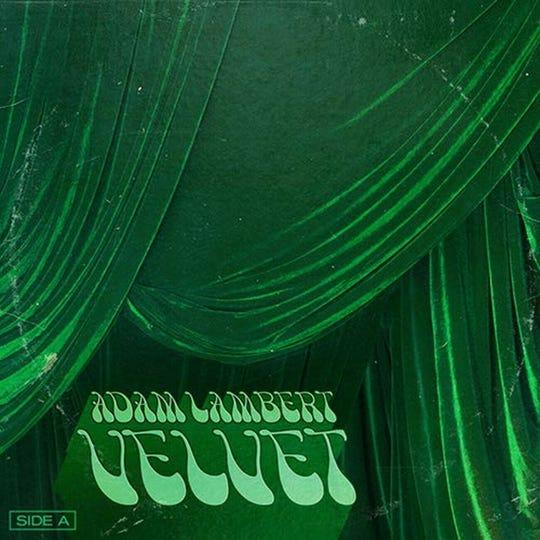 """""""Velvet: Side A"""" by Adam Lambert"""