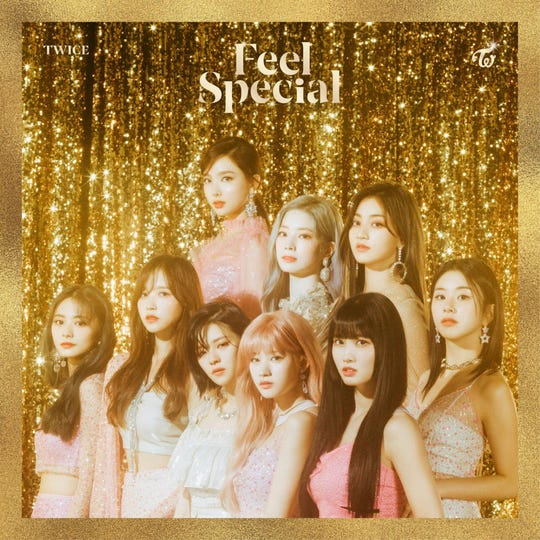 """Feel Special"" by Twice"