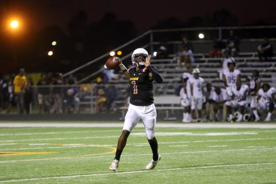 The Wossman Wildcats took on the Booker T. Washington Lions for their 2019 homecoming game Friday night, September 27th.