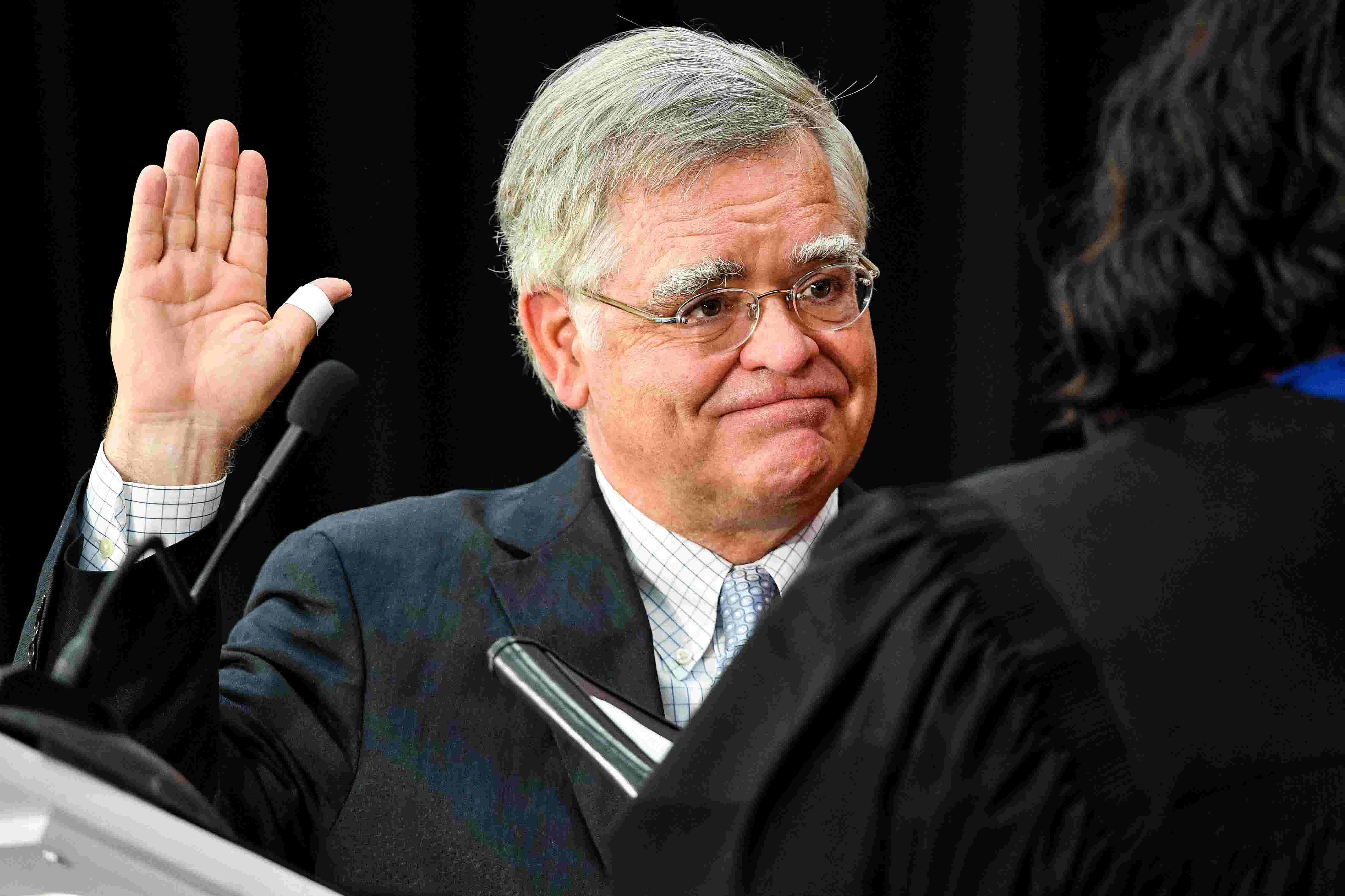 Former Tennessee attorney general Bob Cooper named as Nashville's new law director
