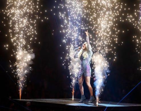 Carrie Underwood at Bridgestone Arena: Five Things You Missed
