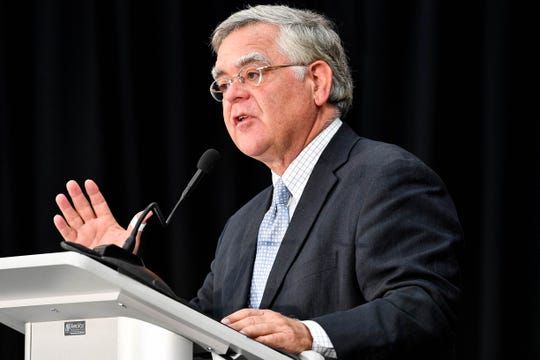 """Nashville Mayor John Cooper has tasked the 10-member immigration task force with delivering a""""complete solution for our whole county."""""""