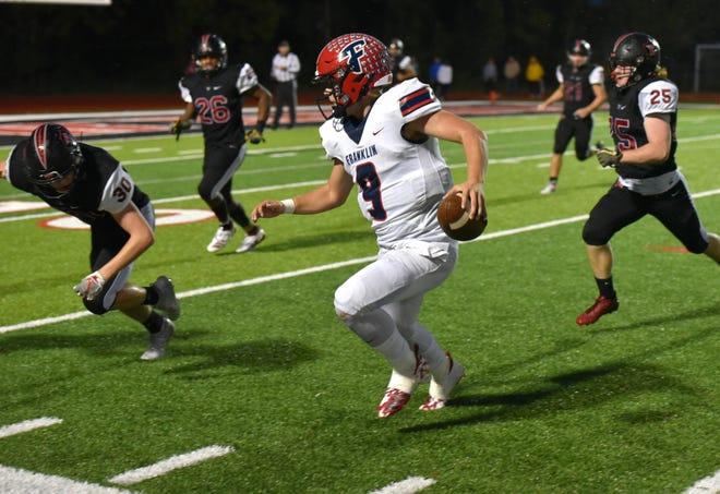 Livonia Franklin quarterback Jake Kelbert will play for Northwood University next season.