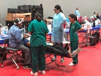 Nearly 700 valley residents get free medical care at annual Flying Doctors clinic