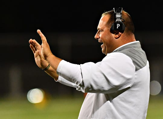 Red Lion coach Jesse Shay was proud of the way his team responded after losing consecutive games for the first time since 2015.