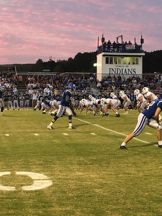 Rockbridge proved too much for Fort Defiance Friday night.