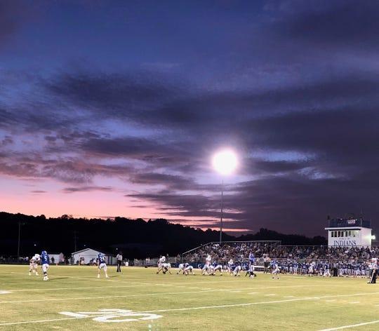 Fort Defiance fell short against Rockbridge on homecoming night.
