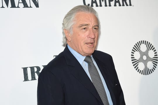 Robert De Niro, an outspoken critic of President Donald Trump, dropped two F-bombs in a CNN interview about the president and Fox News.