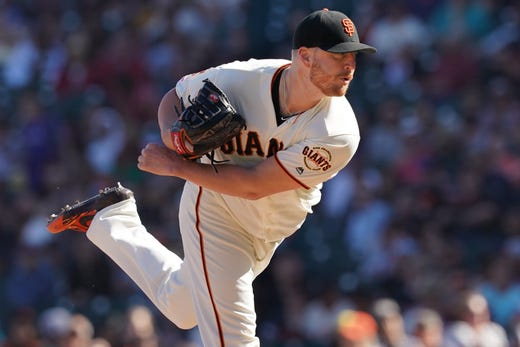 Giants: LHP Will Smith