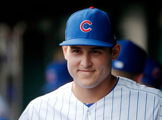 Cubs: 1B Anthony Rizzo