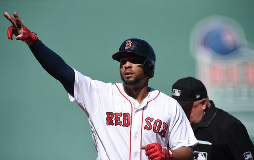 Red Sox: SS Xander Bogaerts