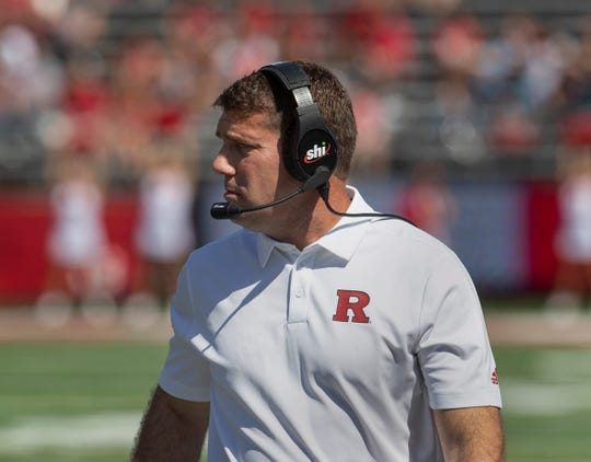 Rutgers University has fired Chris Ash as its head football coach