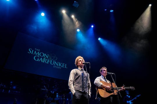 """""""The Simon and Garfunkel Story"""" takes the iconic pop duo from their first meeting until they achieved superstardom."""