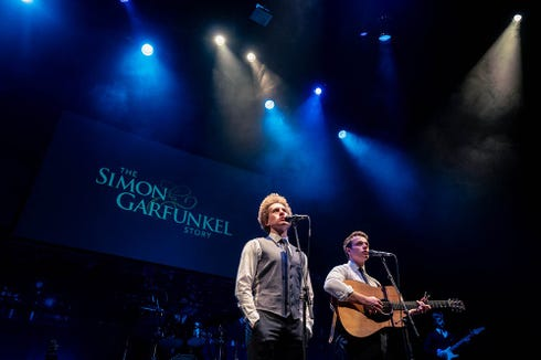 """The Simon and Garfunkel Story"" takes the iconic pop duo from their first meeting until they achieved superstardom."