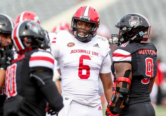Ex-Clemson quarterback Zerrick Cooper will lead the FCS Jacksonville State Gamecocks in their attempt to upset Florida State on Saturday.