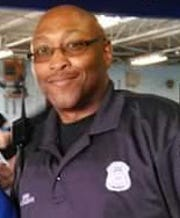 Detroit Police Officer Baron Coleman