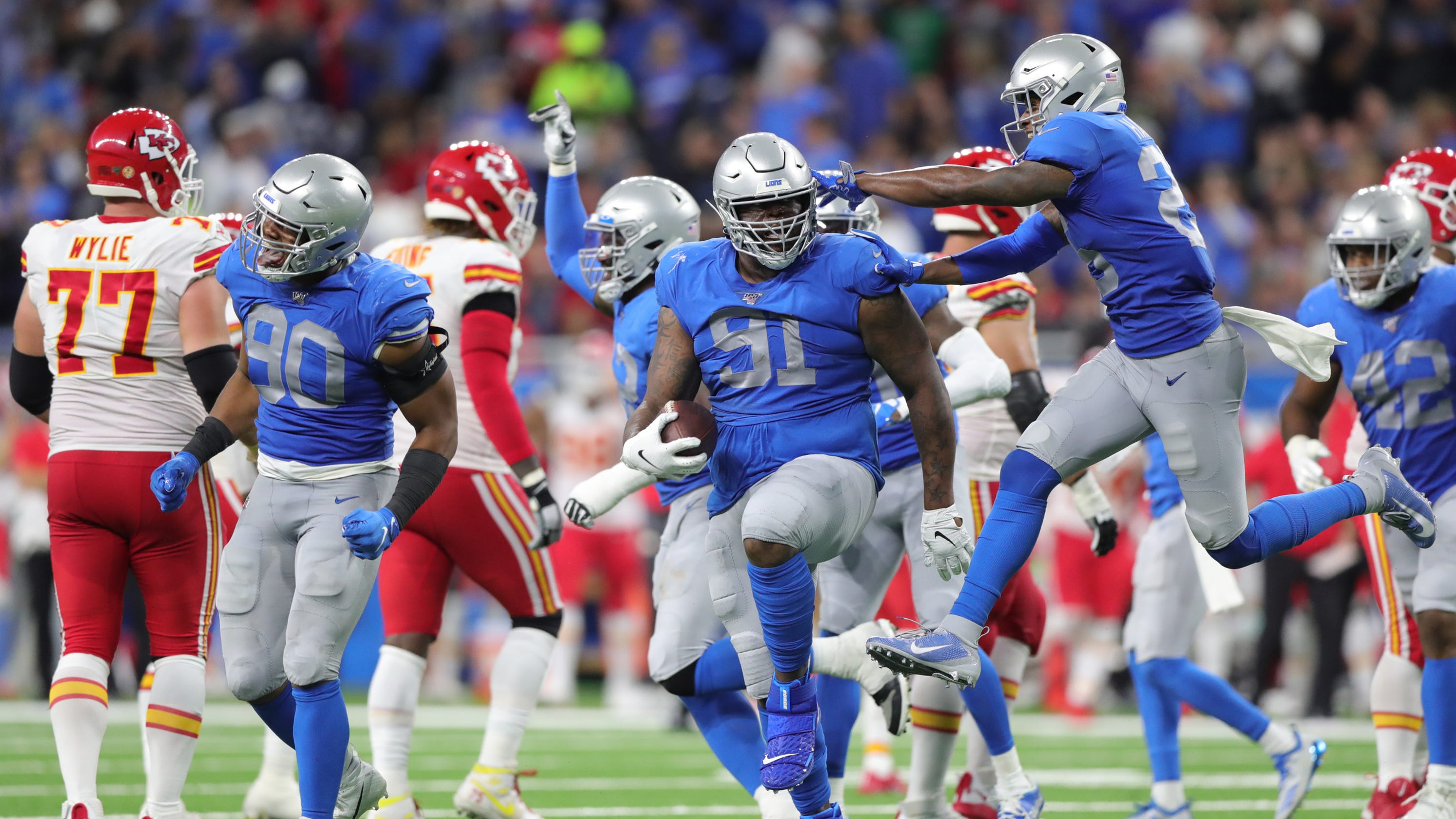 Mitch Albom: Detroit Lions' loss to Chiefs nothing to be happy about - Detroit Free Press