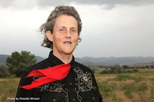 Temple Grandin will visit Fond du Lac on Oct. 8.