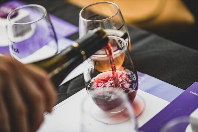 """What is proper amount of alcohol? Does an alcohol by volume (ABV) score of 15.5% make for a perfect pour, or for shameful excess? Gastronomes assert ABV of 12% is ideal for food pairing. Others whine that's """"wimp wine""""."""
