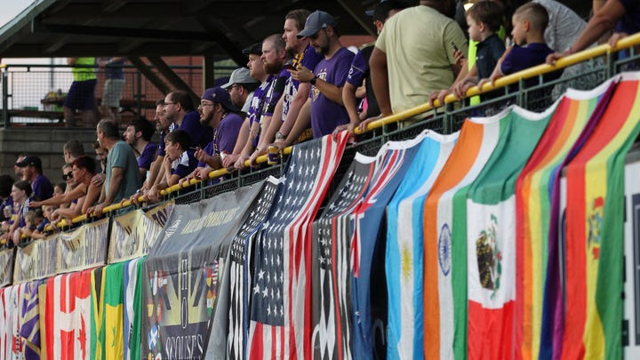 Louisville City FC says goodbye after historic five seasons at Slugger Field