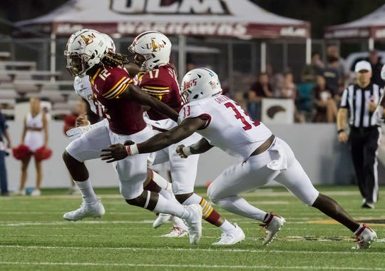 ULM must win out to have any chance at bowl eligibility. The Warhawks host Coastal Carolina at 4 p.m. on Saturday at JPS Field at Malone Stadium.