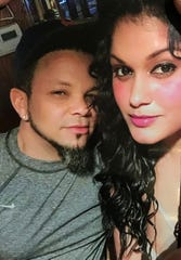Alejo Batista (left) is suspected of hanging himself after stabbing his wife, Estefani Hernandez (right), in what the Passaic County Prosecutor has called an apparent murder-suicide on Sunday, Sept. 29, 2019.