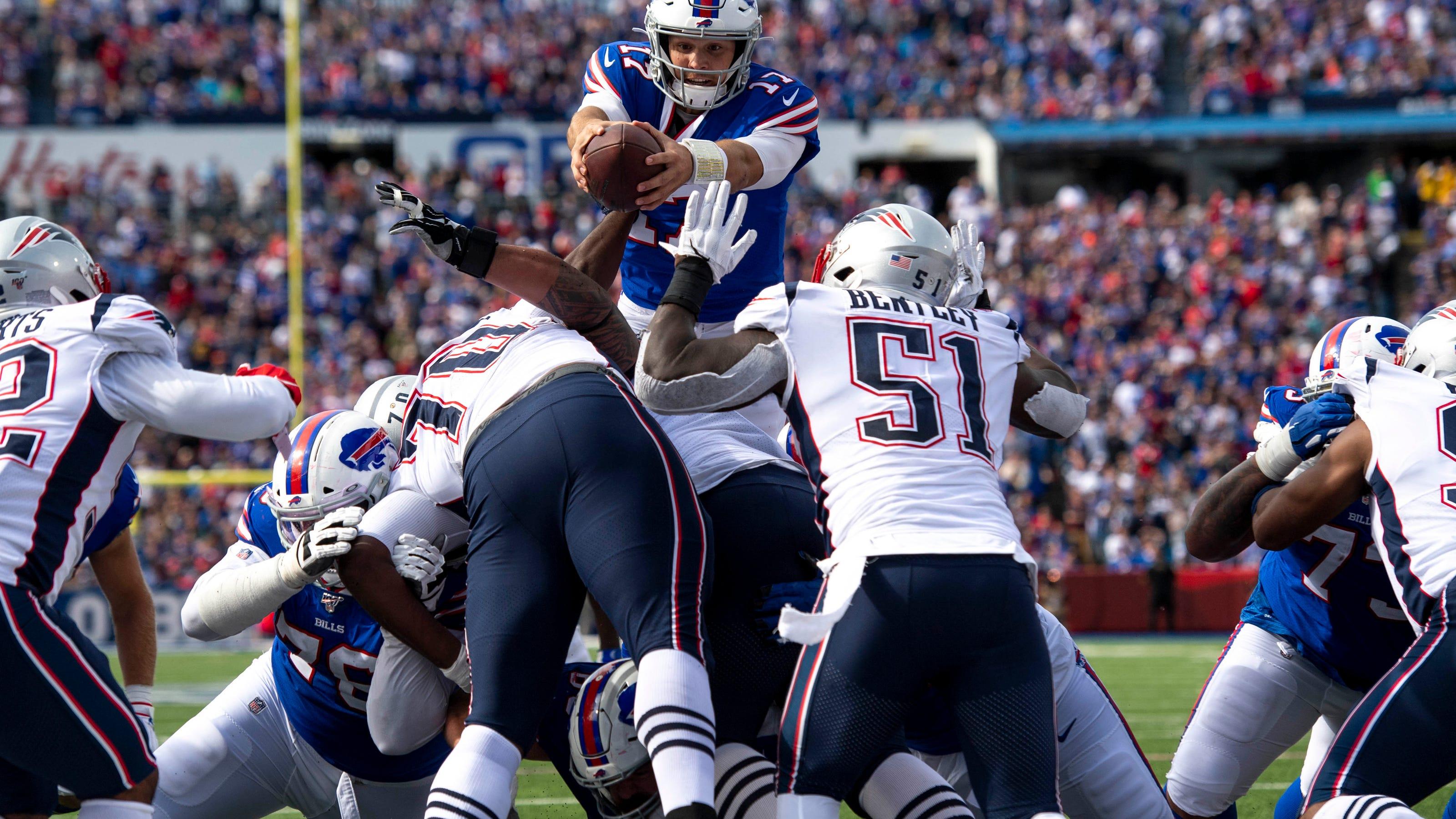 New England Patriots 16, Buffalo Bills 10: Final score, highlights, recap