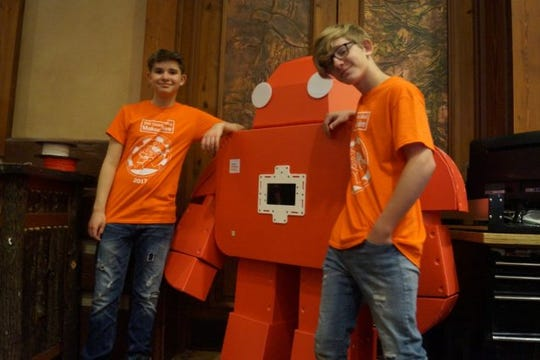 The fifth annual Ozarks Mini Maker Faire is Oct. 5 on the Springfield OTC campus. Admission is free if you register in advance or $5 at the door.