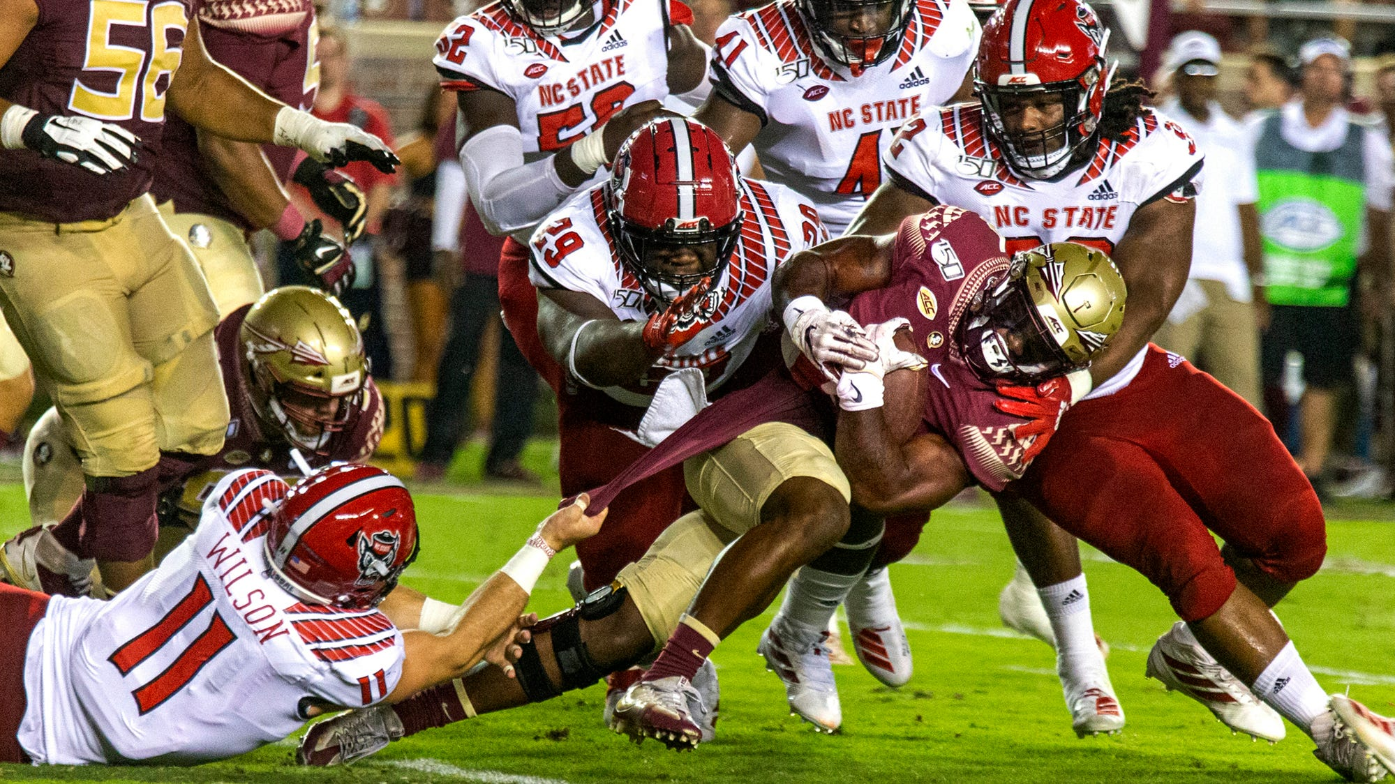 Florida State football vs. NC State video highlights, score