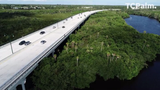 The Crosstown Parkway Bridge opened to traffic Saturday, Sept. 28, 2019. It is the city's third east-west connection to U.S. 1 across the St. Lucie River.