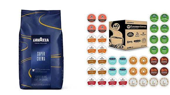 Celebrate National Coffee Day buy saving with this Gold Box Deal.