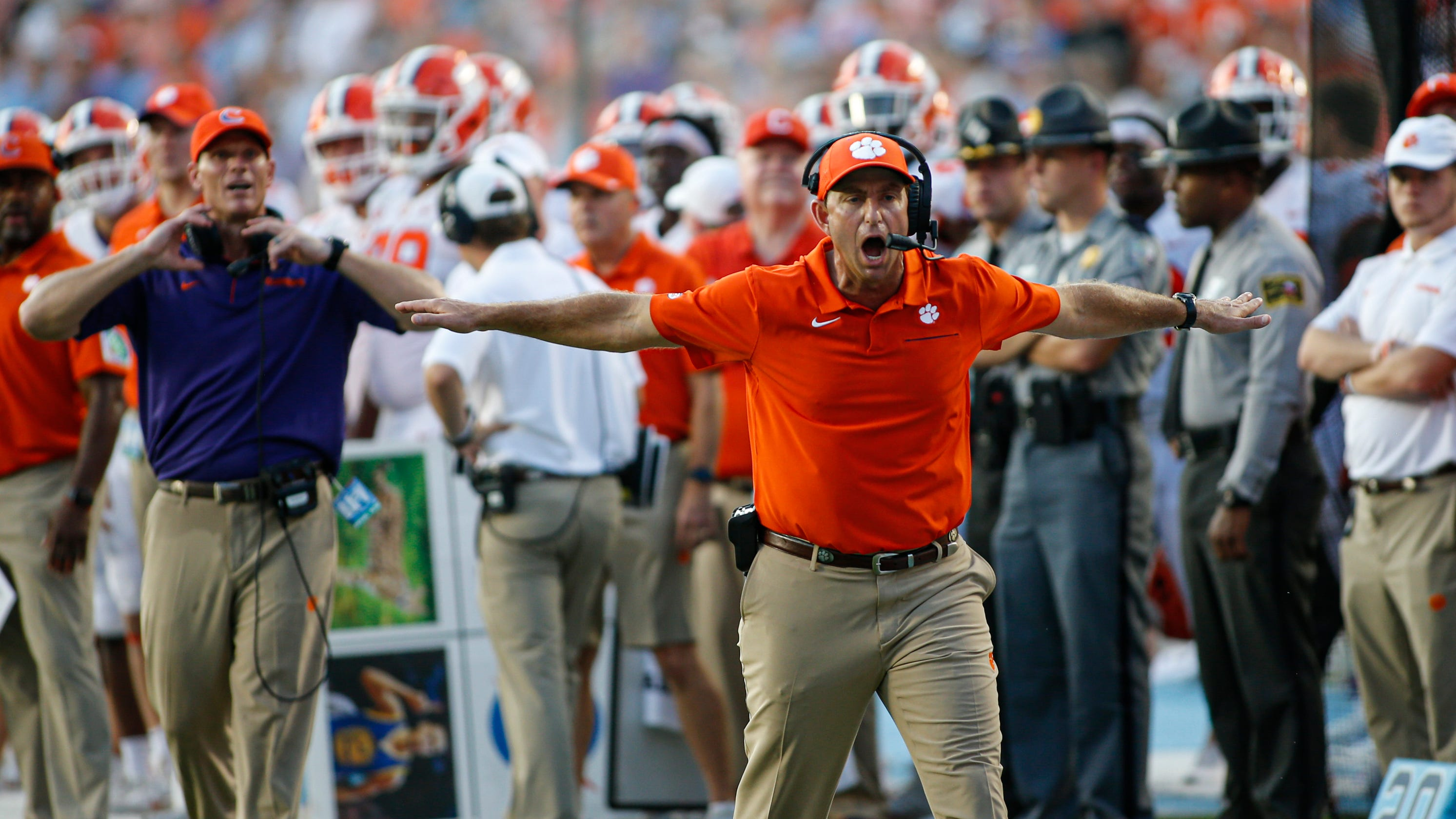 Clemson is clearly *not* the best college football team