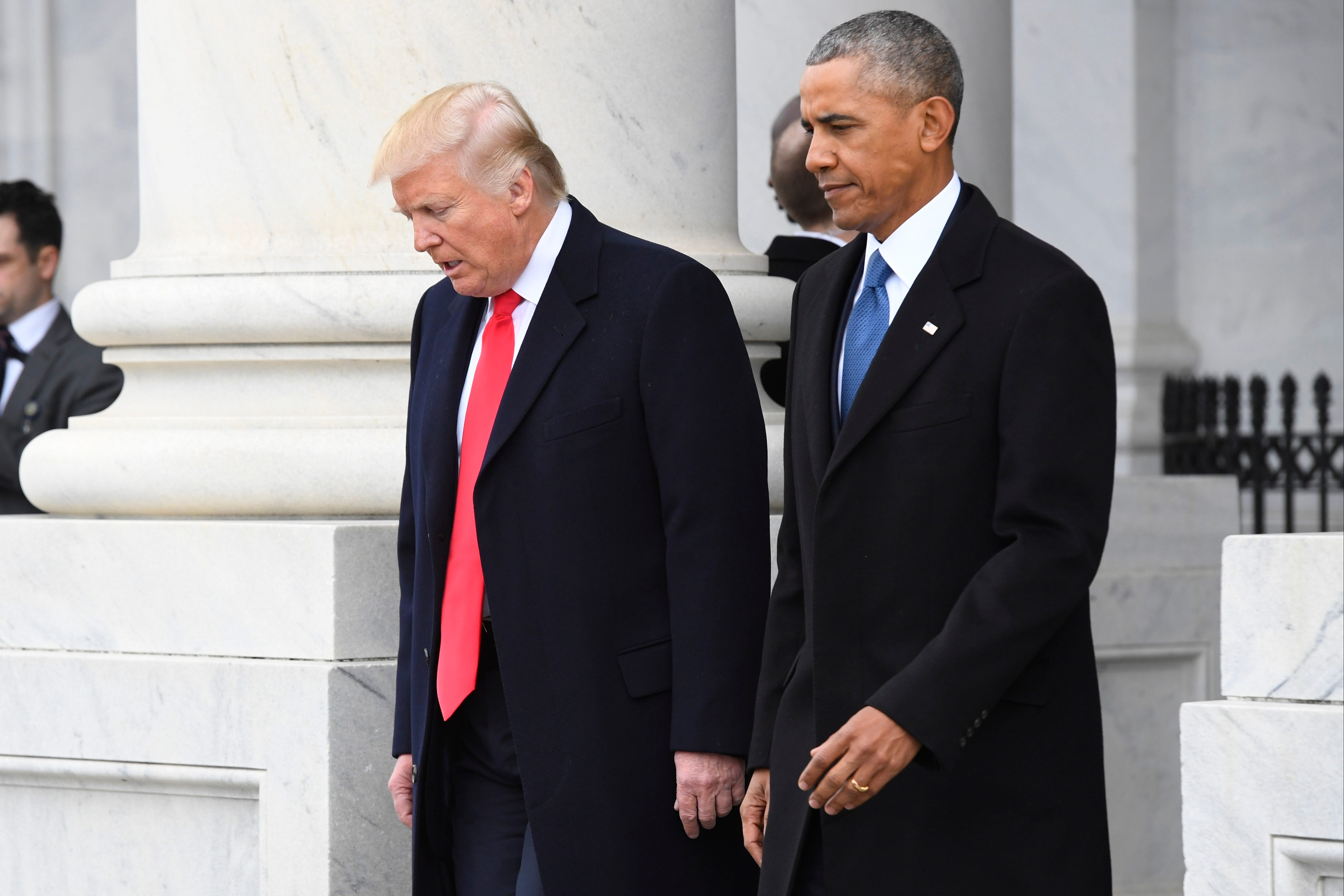 Impeachment whine: Trump thinks Republicans weren't tough on Obama. Believe me, we were.