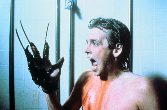"Mark Patton in a scene from 1985's ""A Nightmare on Elm Street Part 2: Freddy's Revenge."""