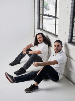 Rico Torres, left, and Diego Galicia are chef-owners of Mixtli in San Antonio. They are the featured chefs for the 10th Wine Dinner Sunday benefiting Pregnancy Resources of Abilene.