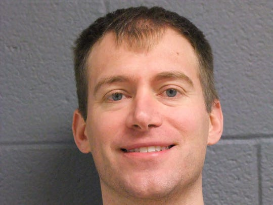 Paul Sinclair in his photo from the Michigan Department of Corrections in December.
