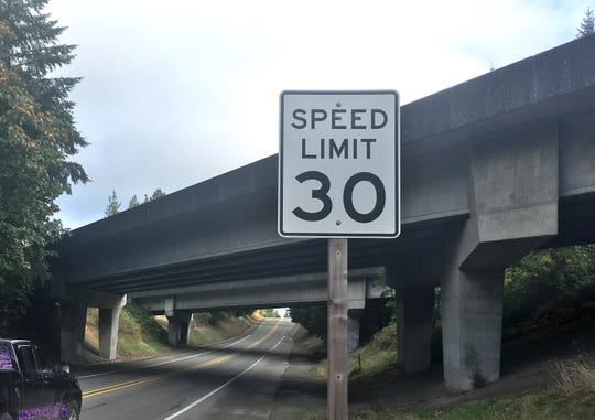The city of Port Orchard has approved reducing speed limits on Old Clifton, Sidney and Sedgwick roads.