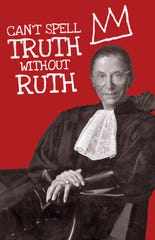 """Can't Spell Truth Without Ruth."""