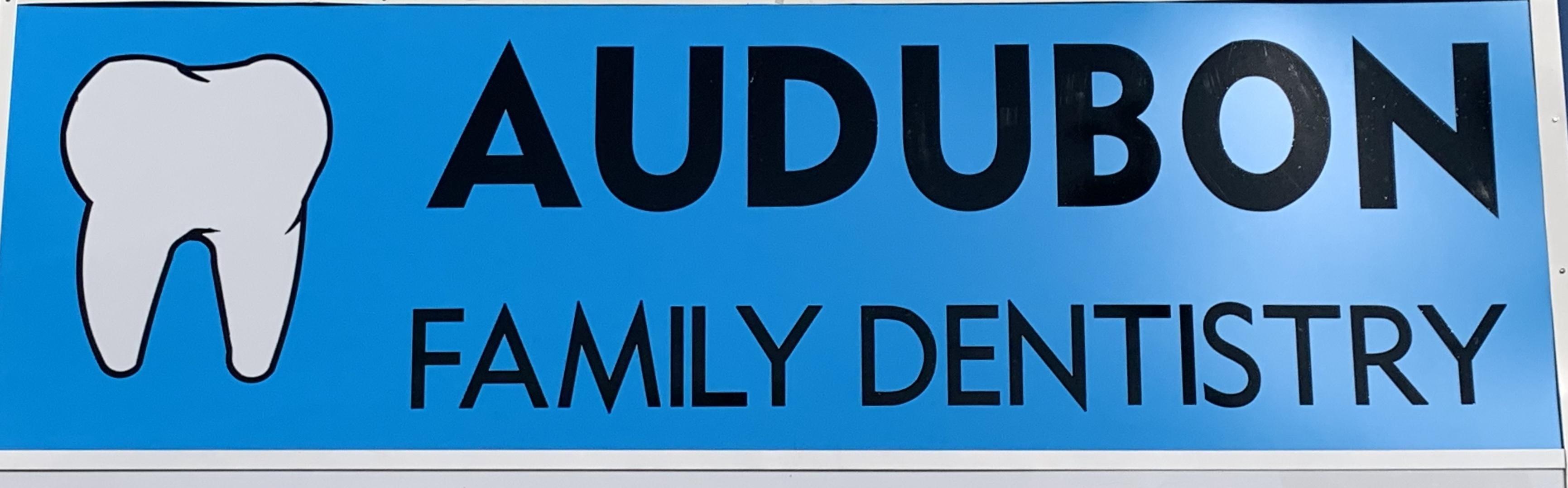 Audubon Family Dentistry Logo
