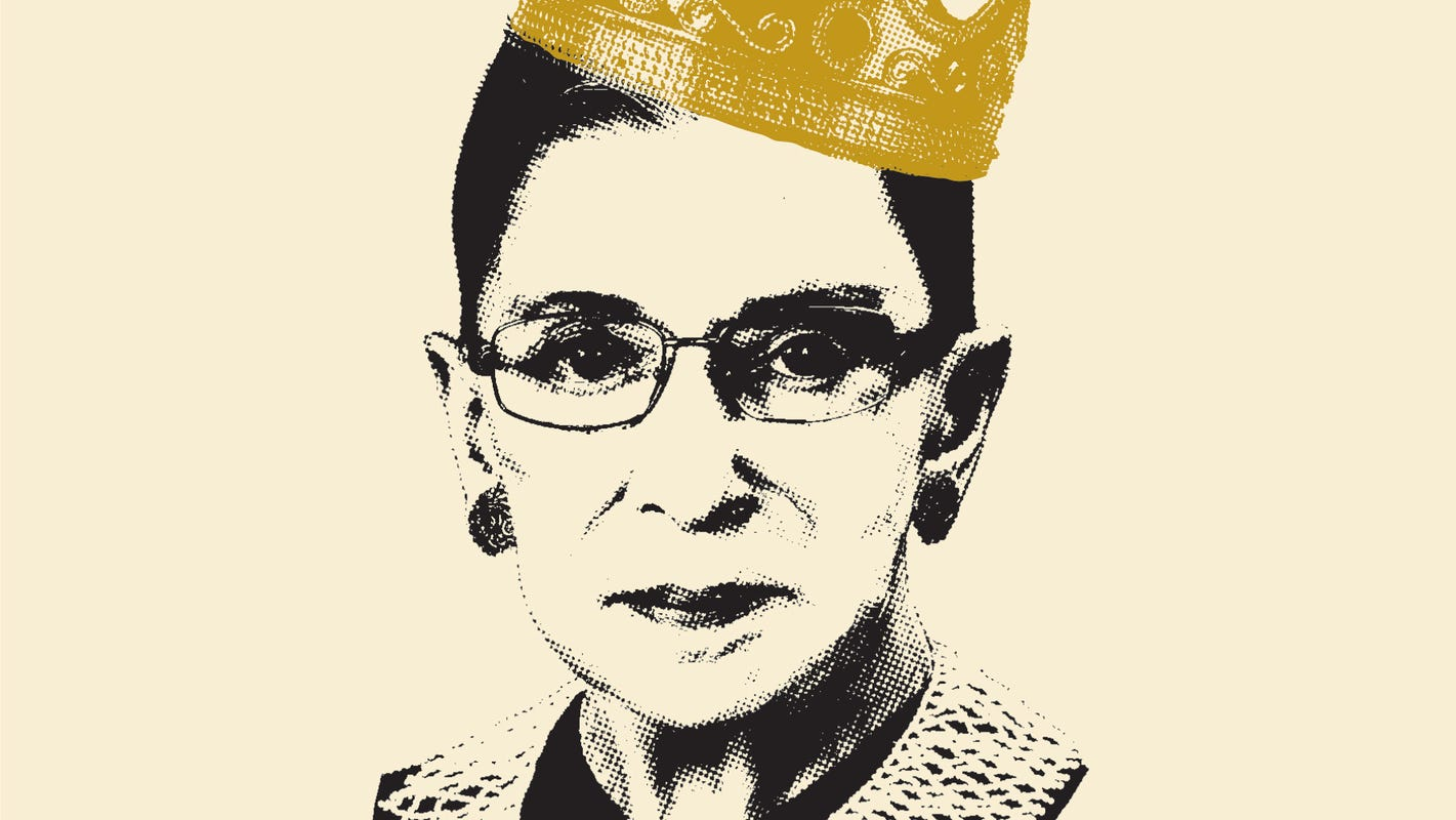 Notorious RBG' exhibition in