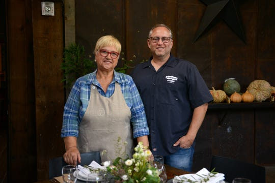 "Lidia Bastianich chose Ironbound Farm in Asbury, home of Ironbound Hard Cider, to be featured in her Dec. 15 PBS special ""Lidia Celebrates America: The Return of the Artisans."""