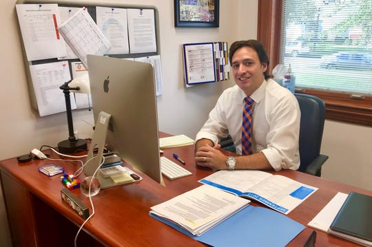 Richard Molinaro is the new director of math and vocational and technical subjects for Linden Public Schools. He was previously principal at Soehl Middle School and had started his career as a math teacher.