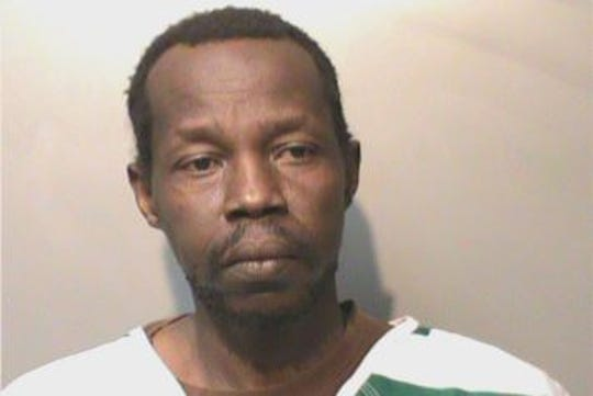 Awo Ahmed Abdalla Kowa, 44, of Knoxville in the Polk County Jail.