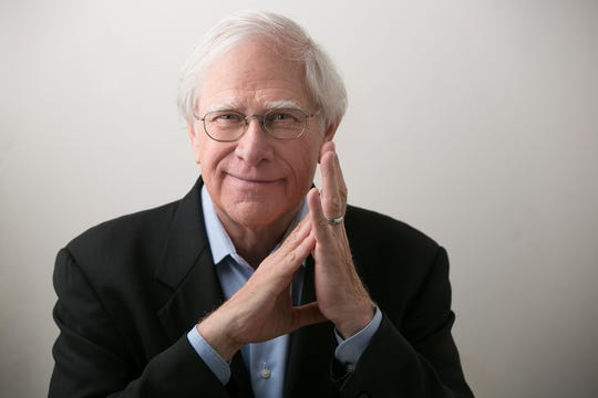 The writer John Sandford  Photograph © Beowulf Sheehan
