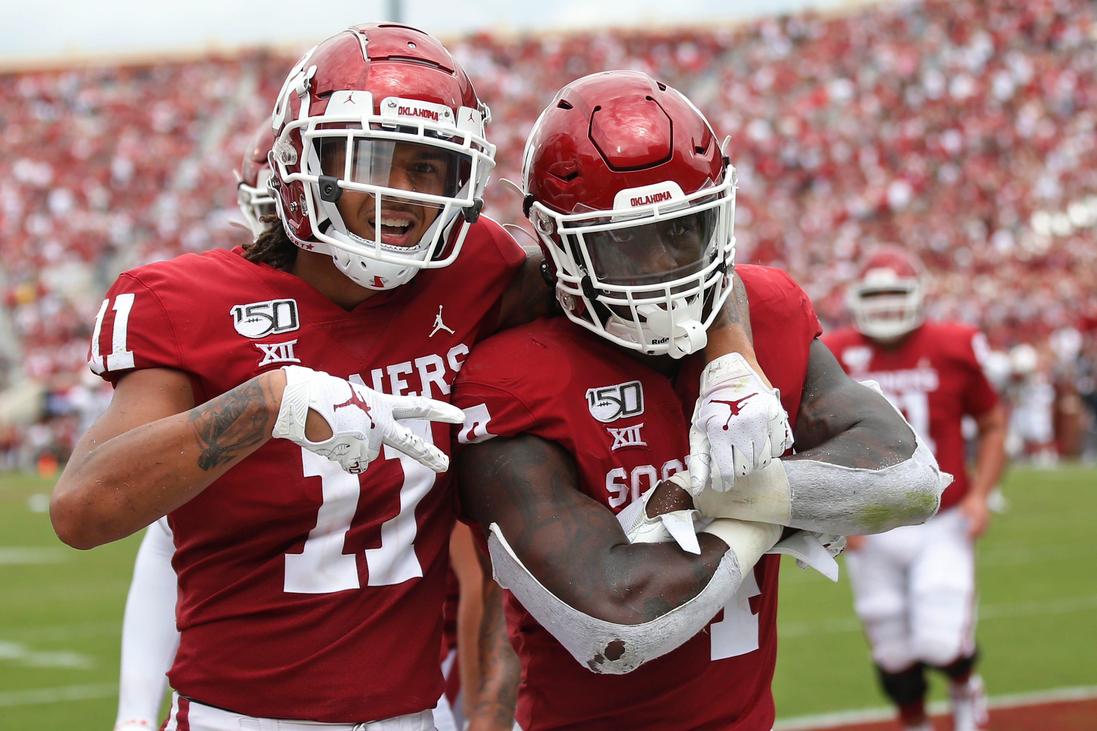 Oklahoma Vs Kansas Football How To Watch On Tv Game Time