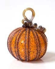 Dearborn's Glass Academy Pumpkin Harvest Show and Sale runs weekends through October.